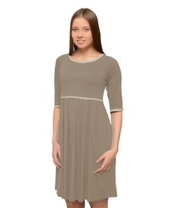 Ням-Ням | Платье Casual Кофе С Молоком
