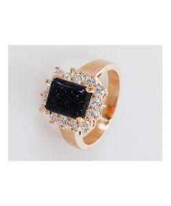 Lotus Jewelry | Кольцо Авантюрин Квадрат В Ц.