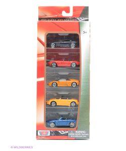 Motormax | Коллекционные Машинки Набор E