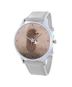Tina Bolotina | Дизайнерские Часы Ежик В Туманe