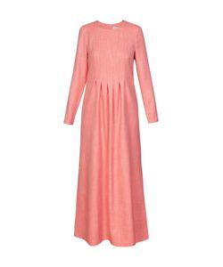 Bella Kareema | Платье Прямое Со Складками