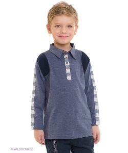Fore!! Axel and Hudson | Лонгслив L/S Pieced Stripe Polo