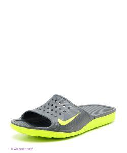 Nike | Шлепанцы