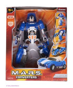 Hap-P-Kid   Роботы