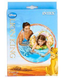 INTEX | Круги Для Плавания