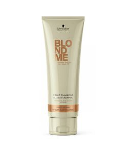 BLONDME | Шампунь Bm Blonde Richcaramel 250 Ml
