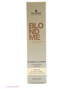 BLONDME | Краситель Bm Col Natural Ice 60 Ml