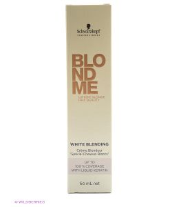 BLONDME   Краситель Bm White Blend Caramel 60 Ml