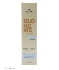 BLONDME   Краситель Bm Bleach Tone 60 Ml