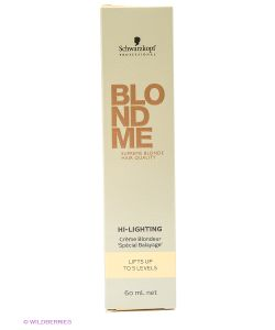 BLONDME | Краситель Bm Hi-Lighting Cool Rose 60 Ml