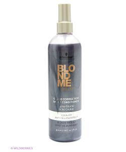 BLONDME | Спрей Кондиционер Bm Spray Conditioner Cool-Ice 400 Ml