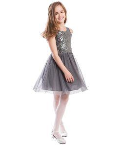 S`Cool   Платье Текстильное Для Девочек