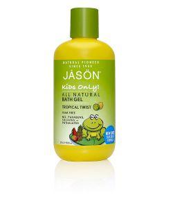 Jason   Детский Натуральный Гель Для Душа Тропический 237 Мл