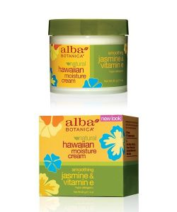 Alba Botanica | Гавайский Увлажняющий Крем Жасминвитамин Е 85 Гр