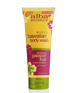 Alba Botanica | Натуральный Гавайский Обновляющий Гель Для Душа С Маракуйя 200 Мл