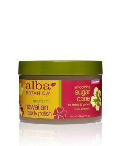Alba Botanica | Натуральный Гавайский Скраб Для Тела С Экстрактом Сахарного Тростника 340 Мл