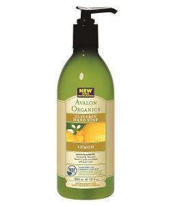 Avalon Organics | Глицериновое Мыло Для Рук С Маслом Лимона 355 Мл