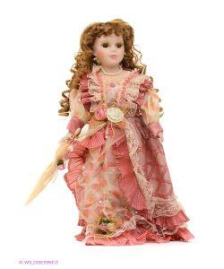 Angel Collection | Кукла Фарфор Каприс 16 Дюймов