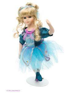 Angel Collection | Кукла Фарфор Балерина 14 Дюймов