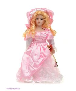 Angel Collection | Кукла Фарфор Адэлина 16 Дюймов