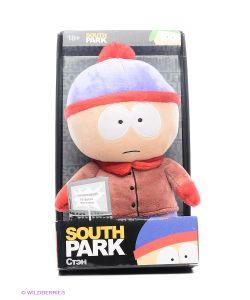 1Toy | Говорящий Стэн Южный Парк Плюш 10 Фраз И Песенка