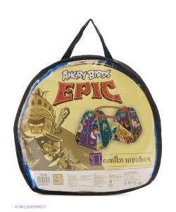 1Toy | Детская Игровая Палатка В Сумке Angry Birds Epic