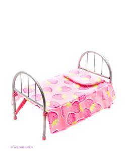 1Toy   Кроватка Для Кукол