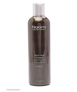 Naomi Dead Sea Cosmetics | Шампунь С Черной Минеральной Грязью И Минералами Мертвого Моря