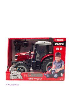 TOMY | Трактор Massey Ferguson 6613