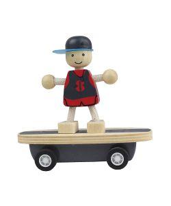 Zenit | Набор Для Игры Деревянный Скейтер