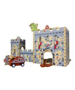 Zenit | Набор Для Игры Деревянный Замок