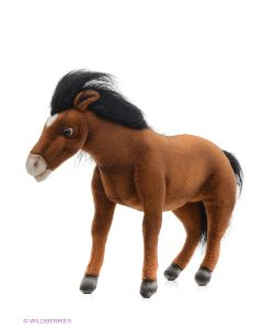 Hansa | Лошадка Рыжая 37 См