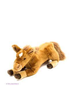 Hansa | Пони Рыжий Лежащий 38 См