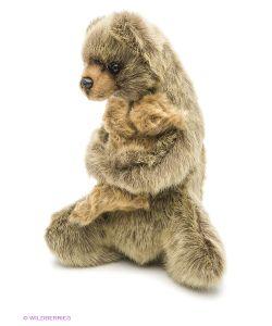 Hansa | Медведица С Медвежонком 33См