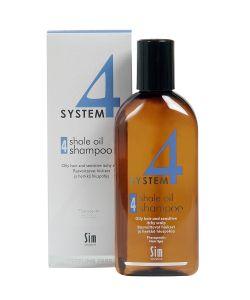 Sim Sensitive | Терапевтический Шампунь 4 215 Мл