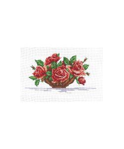 Сделай своими руками   Набор Для Вышивания Розы