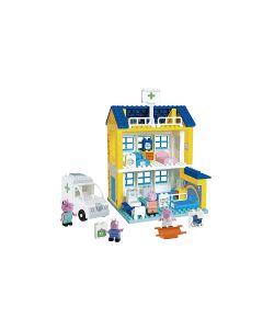 BIG | Конструктор Больница Peppa Pig 112 Дет. 4/4