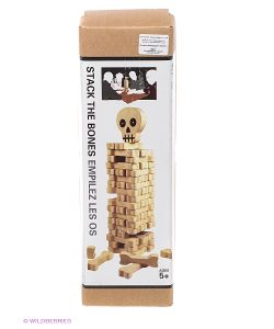 Kikkerland | Игра Настольная Башня Скелета