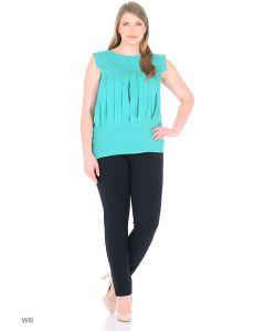 RIJJINI | Блузка С Асимметричным Низом
