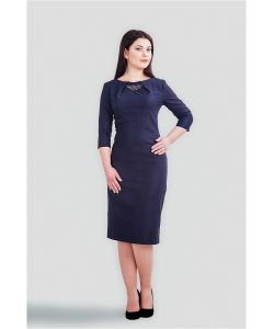 MeiLLer | Офисное Платье Футляр