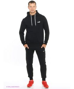Puma | Толстовка Rebel Hoody Fl