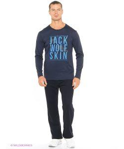 Jack Wolfskin | Футболка Floating Ice Longsleeve Men