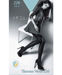 Argentovivo | Колготки Thermo Wool 220