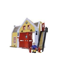 Simba | Пожарный Сэм Пожарная Станция Со Звуком И Светом 30 См