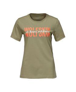 Jack Wolfskin | Футболка Slogan T
