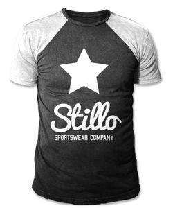STILLO | Футболка Work Hard Серая