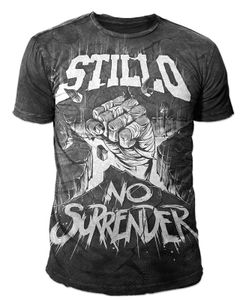 STILLO | Футболка No Surrender