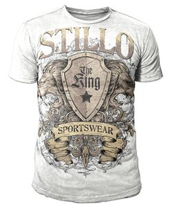 STILLO | Футболка King Lions