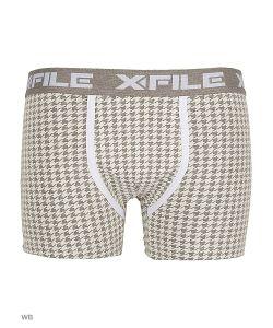 X-File   Трусы-Шорты
