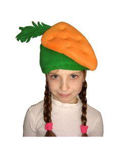 Волшебный мир | Шапочка Морковь